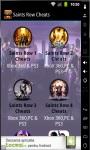 Saints Row Cheats  1 2  3 and 4 screenshot 1/4