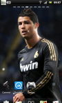 Cristiano Ronaldo Live Wallpaper 3 SMM screenshot 2/3