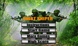 Swat Sniper II screenshot 1/4
