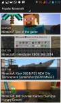 Minecraft Channel screenshot 4/6