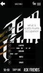 Teen Wolf Quiz Game screenshot 4/6