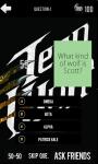 Teen Wolf Quiz Game screenshot 5/6