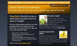 Penny Stocks screenshot 1/3