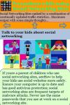 Precautions using Social Networking Sites screenshot 4/4