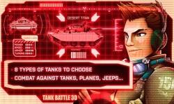 Tank Battle 3D: Desert Titans screenshot 2/6