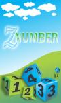 Znumber screenshot 1/6
