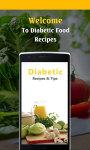 Diabetic food recipes free screenshot 1/5