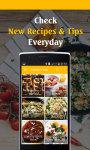 Diabetic food recipes free screenshot 2/5