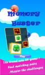 Memory Buster - Funny matching pairs screenshot 1/4
