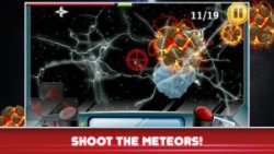 Space Meteorite - Spaceship Shooter screenshot 1/1