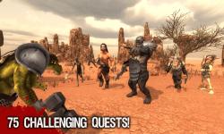 Angry Half Dragon Sim 3D screenshot 1/5