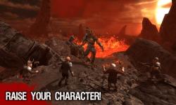 Angry Half Dragon Sim 3D screenshot 2/5