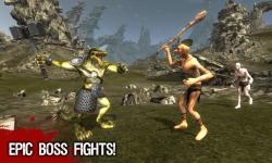 Angry Half Dragon Sim 3D screenshot 4/5