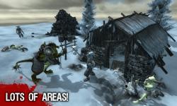 Angry Half Dragon Sim 3D screenshot 5/5