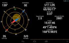 GPS Status PRO  key general screenshot 6/6