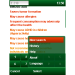 E-Codes Lite: Food Additives screenshot 2/5