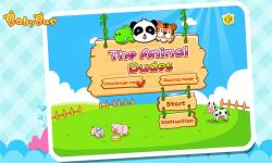 Animal Dudes by BabyBus screenshot 2/6