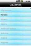 CIA Factbook 2011 screenshot 3/6