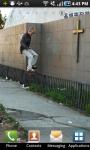 Skater Smith Grind Live Wallpaper screenshot 2/3