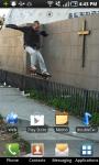 Skater Smith Grind Live Wallpaper screenshot 3/3