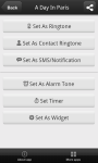 Electronic Ringtones app screenshot 3/3