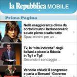 la Repubblica screenshot 1/1