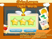 Baby Learns Sight Words -01 screenshot 5/5
