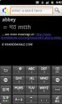English to Sanskrit Dictionary screenshot 1/4