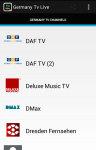 Germany Tv Live screenshot 2/4