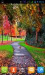 Autumn Live Wallpaper Best screenshot 1/5