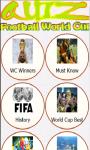 Football World Cup Quiz Up with 2014 Brazil Tour screenshot 1/6