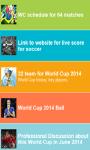 Football World Cup Quiz Up with 2014 Brazil Tour screenshot 6/6