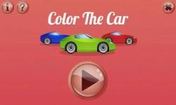 Color The Car screenshot 1/6