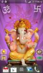 Ganesh Temple- touch wallpaper screenshot 2/3