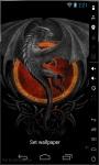 Dragon Uzy Live Wallpaper screenshot 1/3