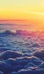 Amazing White Clouds Pictures Wallpaper screenshot 1/6