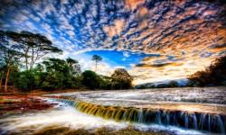 Live Waterfall Hd Wallpaper screenshot 1/6