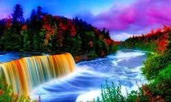 Live Waterfall Hd Wallpaper screenshot 2/6
