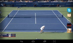 Animated Djokovic screenshot 1/4