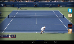 Animated Djokovic screenshot 3/4