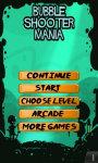 Bubble Shoot Mania Android screenshot 1/4