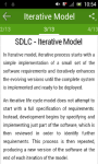 S_W Development Life Cycle screenshot 3/3