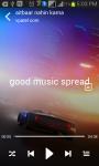 new music player screenshot 3/6