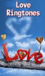 Love Ringtones Best screenshot 1/5