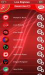 Love Ringtones Best screenshot 2/5