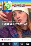 Get Likes for Instagram APK screenshot 2/2