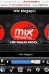 Mix Megapol / Android screenshot 1/1