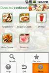 Diabetic Cookbook screenshot 2/5