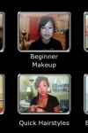 Easy Makeup and Hair: See How to Apply Makeup and New Hairstyles screenshot 1/1
