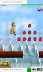 Caveman Run - Free screenshot 4/5
